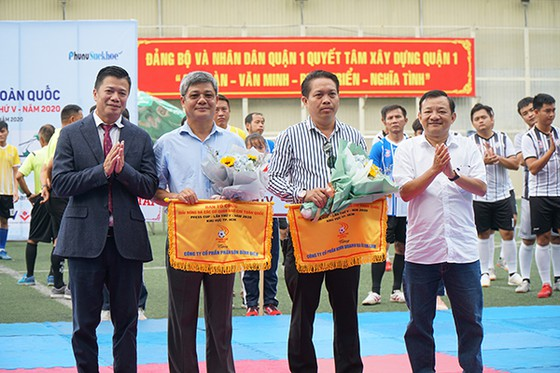 Khai mạc vòng loại Press Cup 2020 khu vực TPHCM ảnh 2