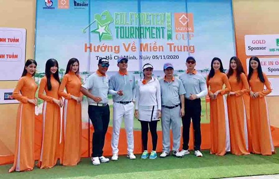 """Giải Golfmaster 2020 """"Hướng về miền Trung"""": Vận động được hơn 6,2 tỷ đồng ủng hộ đồng bào miền Trung ảnh 1"""