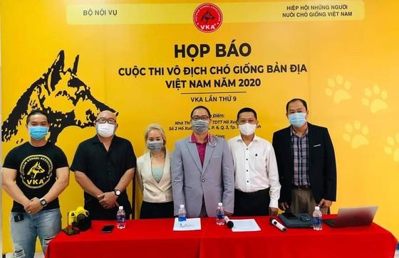 Hơn 100 chú chó tham dự vô địch chó giống bản địa Việt Nam năm 2020, Hơn 100 chú chó tham dự vô địch chó giống bản địa Việt Nam năm 2020 ảnh 1