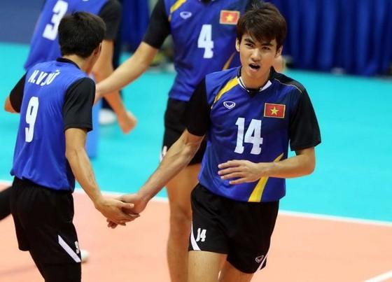 Tuyển thủ Từ Thanh Thuận (14) xin rút khỏi đợt tập trung đầu tiên trong năm 2021 để chữa trị chấn thương. Ảnh: DŨNG PHƯƠNG