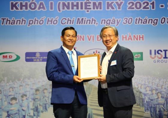Thành lập Liên đoàn Vovinam Việt Võ Đạo TPHCM ảnh 1
