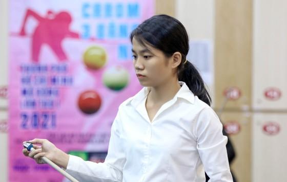 Giải Billiard Carom 3 băng nữ TPHCM năm 2021: Gần 30 cơ thủ tranh tài ảnh 1