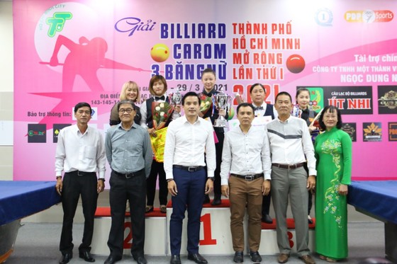 Cơ thủ Yến Nhi vô địch giải Billiard Carom 3 băng nữ đầu tiên của Việt Nam ảnh 3
