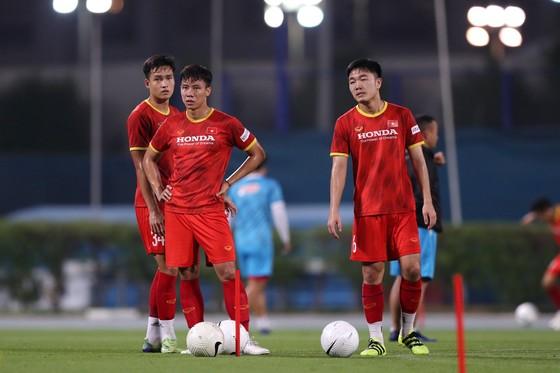 Đội tuyển Việt Nam thoải mái tâm lý trước trận gặp Indonesia ảnh 6