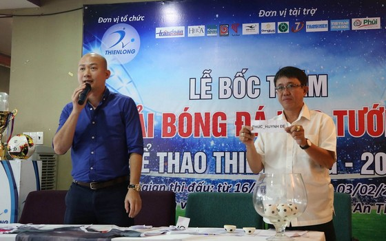 Giải bóng đá lão tướng TPHCM – Cúp Thiên Long 2017 ảnh 1