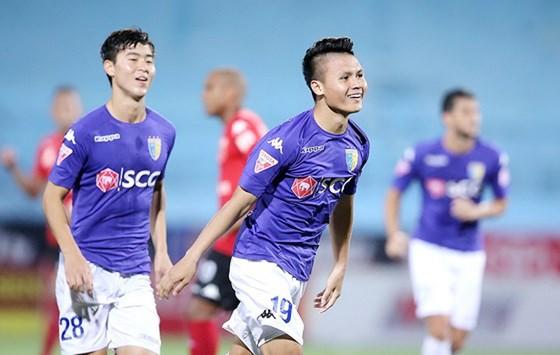 Tiền vệ Nguyễn Quang Hải (19, Hà Nội) - Ảnh: MINH HOÀNG