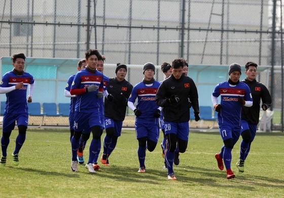 U23 Việt Nam đã sẵn sàng nhập cuộc. Ảnh: Đoàn Nhật
