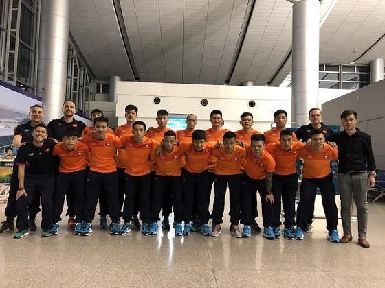 ĐT futsal Việt Nam với mục tiêu vào bán kết. Ảnh: ANH TRẦN