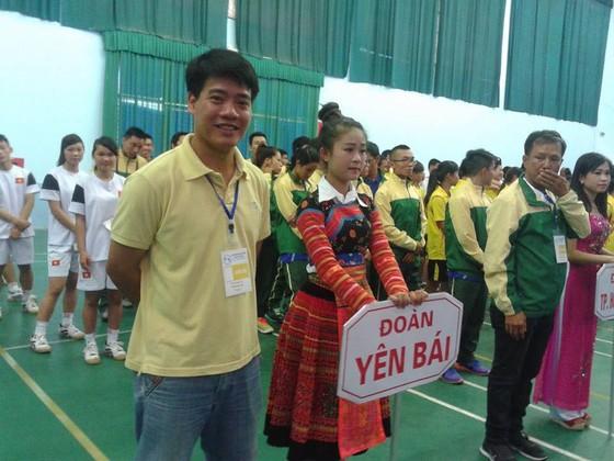 Trọng tài Dương Ngọc Tân