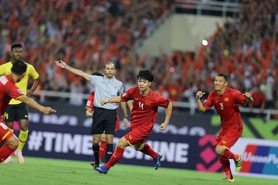 Xuân Trường không thỏa mãn khi ĐT Việt Nam chưa vô địch AFF Cup 2018 ảnh 1