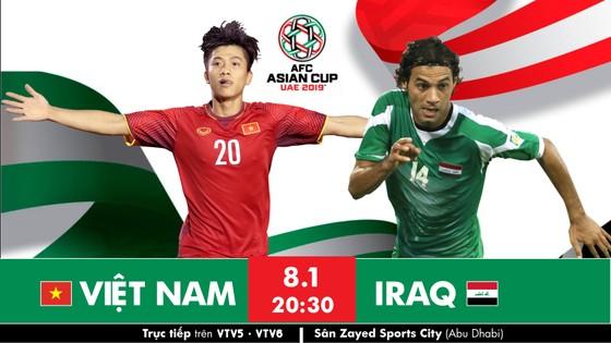 Lịch thi đấu của đội tuyển Việt Nam tại Asian Cup 2019 ảnh 1