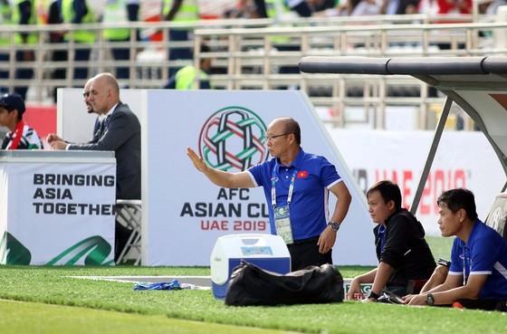 Ông Park thừa nhận Việt Nam không còn nhiều hy vọng đi tiếp. Ảnh: ANH KHOA