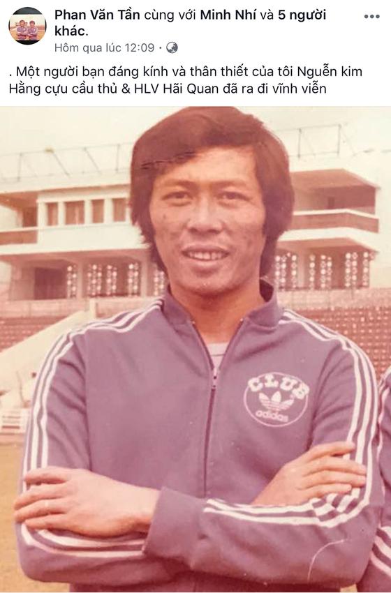 Cựu HLV Nguyễn Kim Hằng qua đời ở tuổi 64 ảnh 4