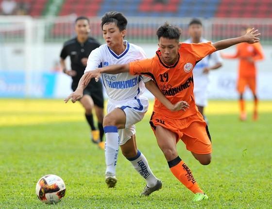U19 HA.GL và Đà Nẵng giành 3 điểm đầu tiên ảnh 1