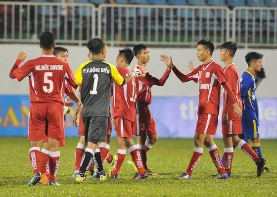Đội U19 Becamex Bình Dương tại VCK giải U19 năm nay. Ảnh: NGUYỄN NHÂN