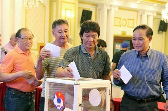 Hội cựu cầu thủ Việt Nam có tân Chủ tịch ảnh 1