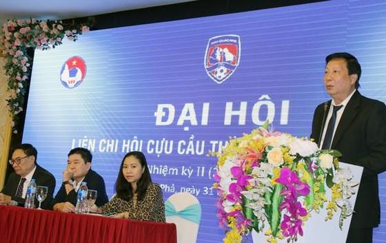 Hội cựu cầu thủ Việt Nam có tân Chủ tịch ảnh 4