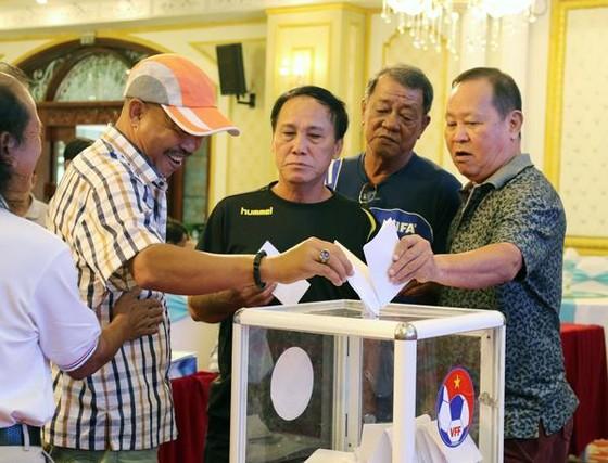 Hội cựu cầu thủ Việt Nam có tân Chủ tịch ảnh 2
