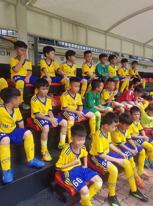 Cựu tuyển thủ Kim Chi và quyết tâm làm bóng đá cộng đồng   ảnh 1