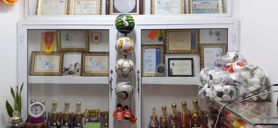 Cựu tuyển thủ Kim Chi và quyết tâm làm bóng đá cộng đồng   ảnh 2