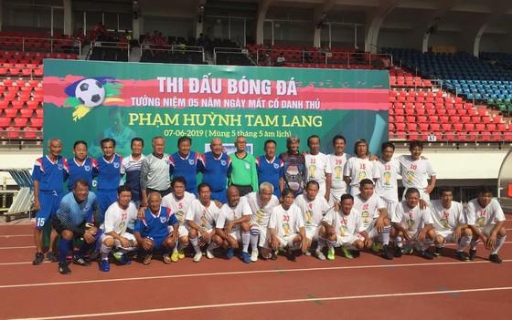 Các cựu cầu thủ họp mặt tưởng niệm 5 năm ngày mất HLV Phạm Huỳnh Tam Lang ảnh 5