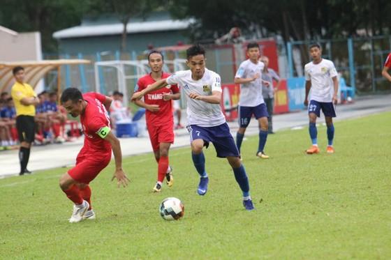 Hà Tĩnh vô địch lượt đi giải hạng Nhất – LS 2019 ảnh 1