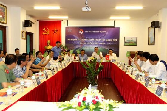 Phó chủ tịch Trần Quốc Tuấn tạm thay ông Cấn Văn Nghĩa ảnh 1