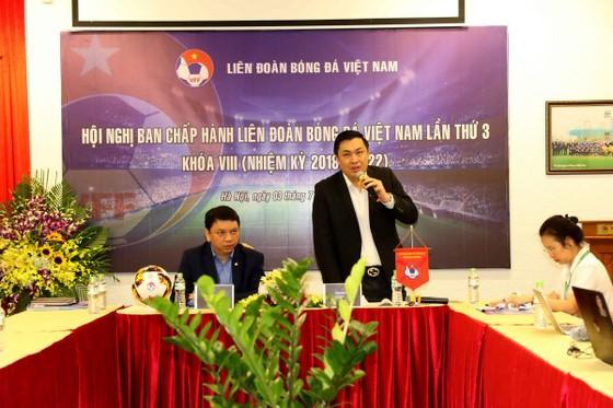 Phó chủ tịch Trần Quốc Tuấn tạm thay ông Cấn Văn Nghĩa ảnh 3