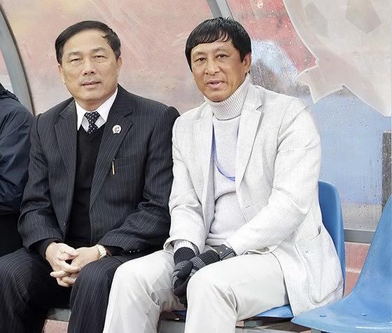 Hoàng Vũ Samson gia nhập Quảng Nam, HLV Vũ Quang Bảo chưa đủ thủ tục ảnh 1