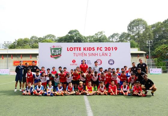 Chương trình Lotte Kids tuyển sinh đợt 2 ảnh 1