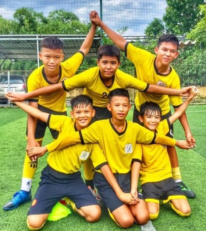 """""""Lò"""" Star Kids của cựu tuyển thủ Võ Duy Nam: Mô hình tiên phong tại Khánh Hòa ảnh 2"""