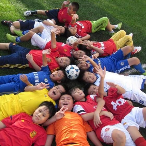 """Voi Việt Soccer School: Thêm một """"Phiên bản nhí"""" của Cảng Sài Gòn ảnh 4"""