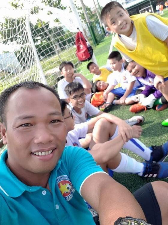 """Voi Việt Soccer School: Thêm một """"Phiên bản nhí"""" của Cảng Sài Gòn ảnh 2"""