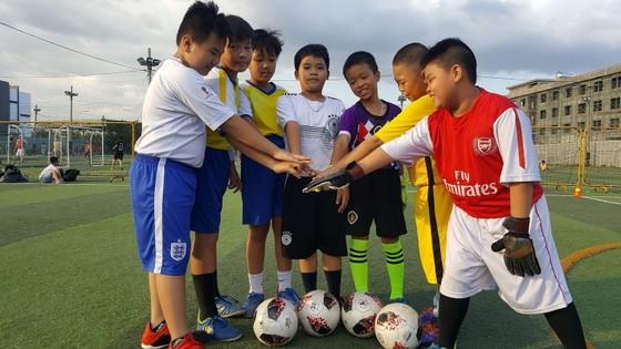 """Voi Việt Soccer School: Thêm một """"Phiên bản nhí"""" của Cảng Sài Gòn ảnh 3"""