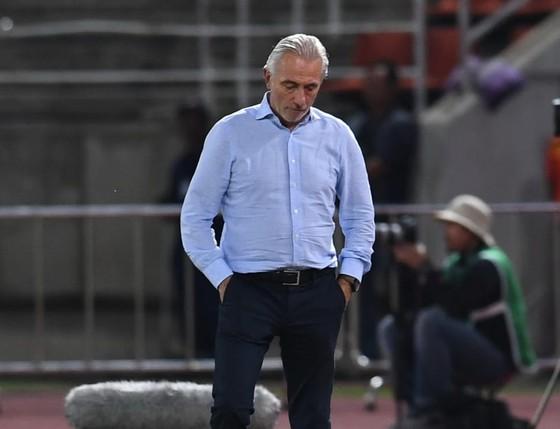 Áp lực đang bủa vây đội tuyển UAE