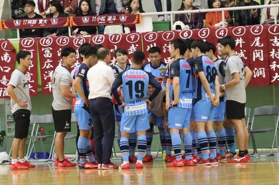 Thái Huy và Minh Trí khởi đầu ấn tượng tại YSCC Yokohama FC ảnh 2