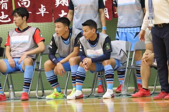 Thái Huy và Minh Trí khởi đầu ấn tượng tại YSCC Yokohama FC ảnh 1