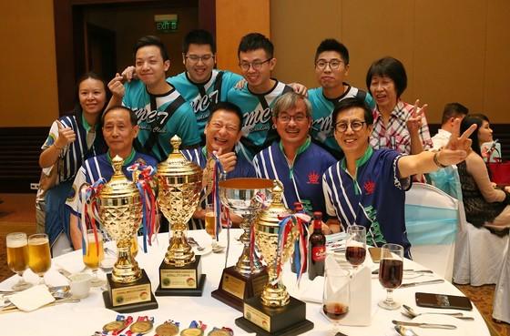 Kết thúc giải vô địch bowling các thành phố châu Á 2019: Happy Valley vô địch toàn đoàn ảnh 1