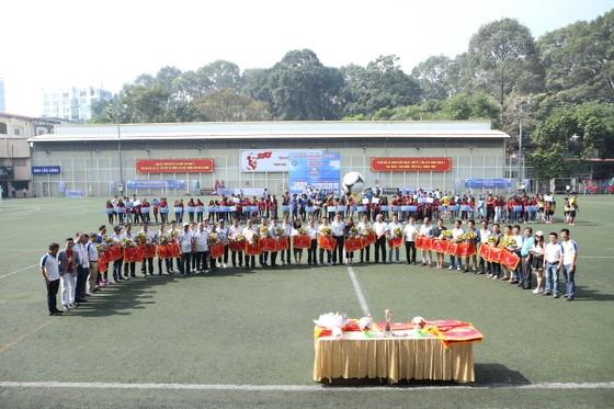 Khởi tranh giải bóng đá Hiệp hội Doanh nghiệp TPHCM ảnh 2