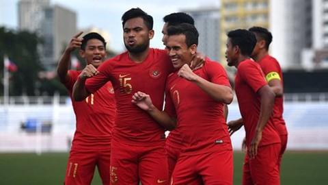 Indonesia áp sát ngôi đầu của Việt Nam