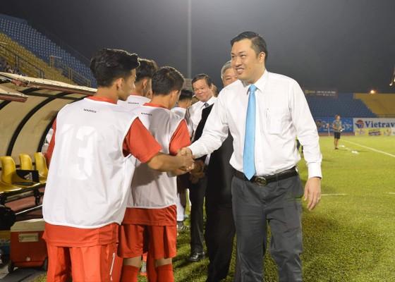 Becamex Bình Dương nghẹt thở vượt qua U20 Myanmar ảnh 1