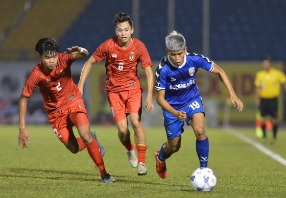 Becamex Bình Dương nghẹt thở vượt qua U20 Myanmar ảnh 2