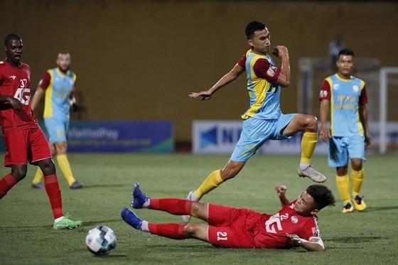 Khánh Hòa với quyết tâm sớm trở lại V-League. Ảnh: MINH HOÀNG