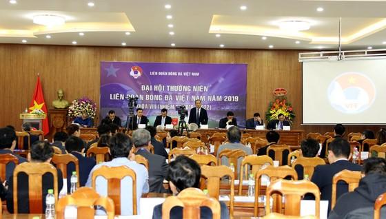 Toàn cảnh Đại hội thường niên sáng 29-12. Ảnh Đoàn Nhật