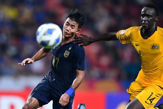 Ngược dòng thắng Thái Lan, Australia nắm lợi thế lớn để vào tứ kết ảnh 1