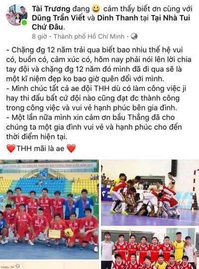 Futsal Tân Hiệp Hưng mất 'tướng' trước ngày chuyển giao năm mới  ảnh 2