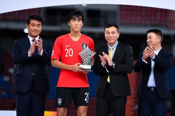 Nhìn lại chức vô địch châu Á của U23 Hàn Quốc ảnh 1