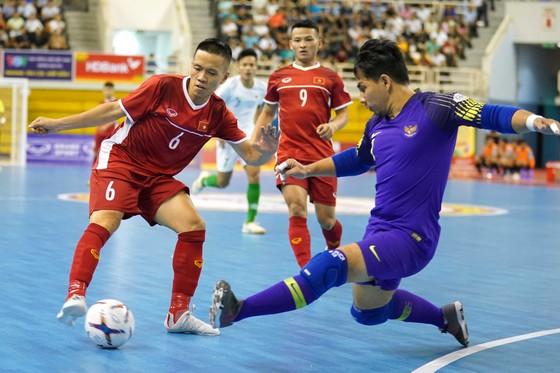 Đội tuyển futsal Việt Nam sẵn sàng cho mục tiêu tham dự VCK World Cup 2020 ảnh 2