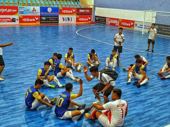 Đội futsal Quảng Nam ở mùa giải 2019. Ảnh: FBCLB