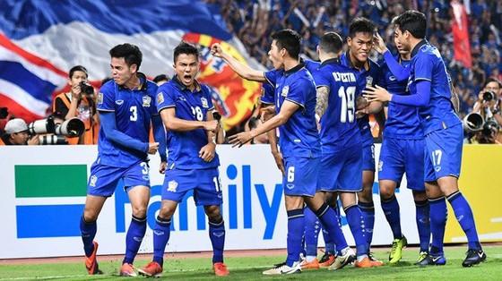 Thái Lan đặt nhiều quyết tâm ở các trận còn lại của vòng loại World Cup 2022. Ảnh: FAT